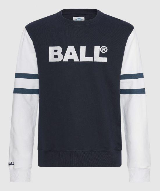 BALL SWEATSHIRT - M. BROWN