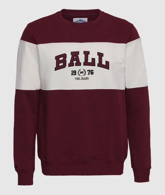 BALL SWEATSHIRT - J. MONTANA
