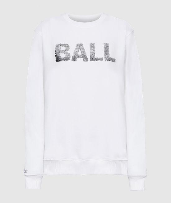BALL SWEATSHIRT - D. HAMPTON