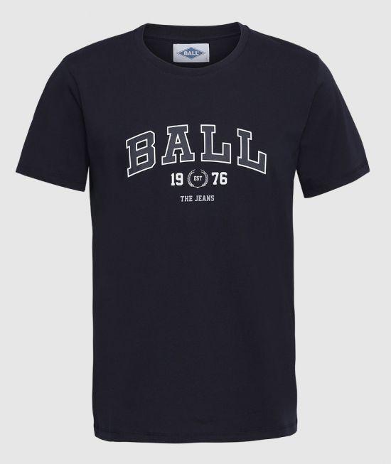 BALL T-SHIRT - J. ELWAY