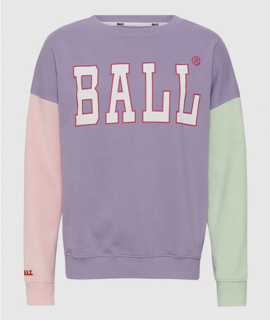 BALL SWEATSHIRT - D. MATTINGLY
