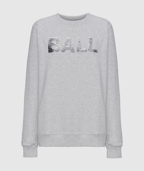 BALL SWEATSHIRT - D. HAMPTON